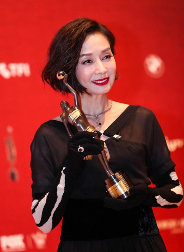 Ảnh hậu Kim Tượng từng là bạn tri kỉ của Trương Quốc Vinh