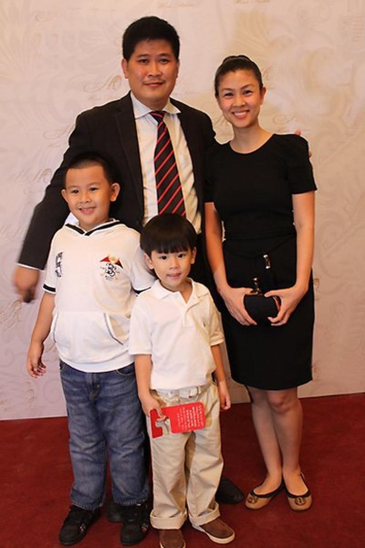Đạo diễn Phước Sang có hai cậu con trai tên là Lưu Phước Quang và Lưu Phước Thịnh. Được biết ông nội các bé đã đặt cái tên này với mong ước phước của cháu cũng như gia đình được tăng lên. Phước Quang tức là phước bừng sáng lên, Phước Thịnh là mong muốn phước được thịnh vượng.