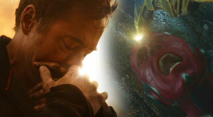 Các nhân vật liên tục ra đi xuyên suốt Infinity War