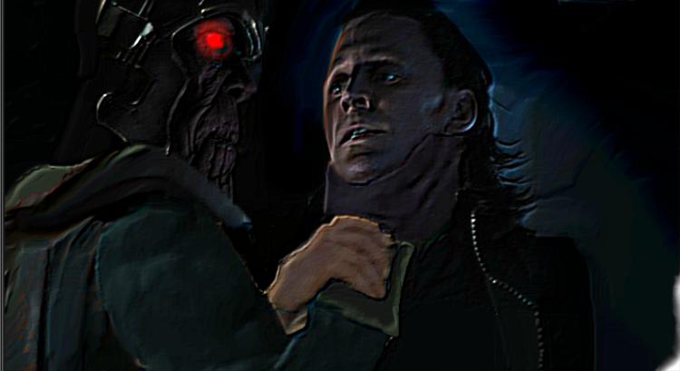 Loki mất mạng ngay đầu phim Infinity War