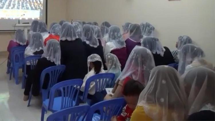Hội Thánh Đức Chúa Trời ở Việt Nam.