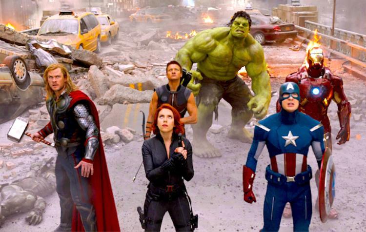 Avengers: Infinity War được quay hoàn toàn bằng máy quay IMAX. Đây là tác phẩm điện ảnh đầu tiên trên thế giới thực hiện điều này.