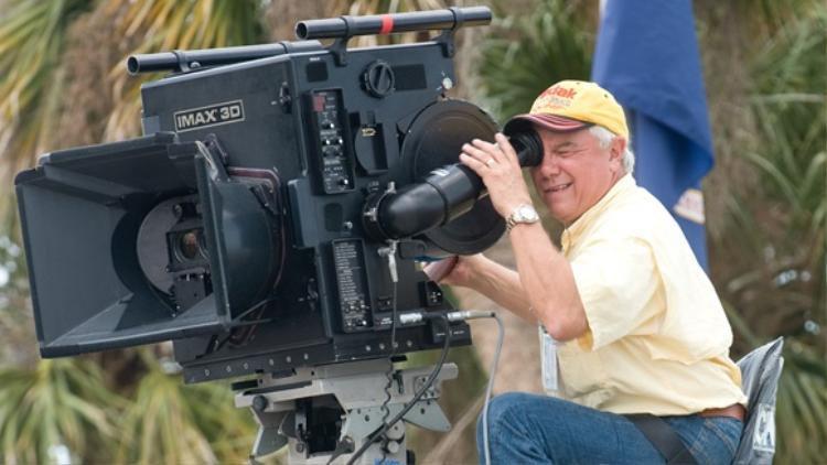 Máy quay IMAX truyền thống có kích thước rất lớn…