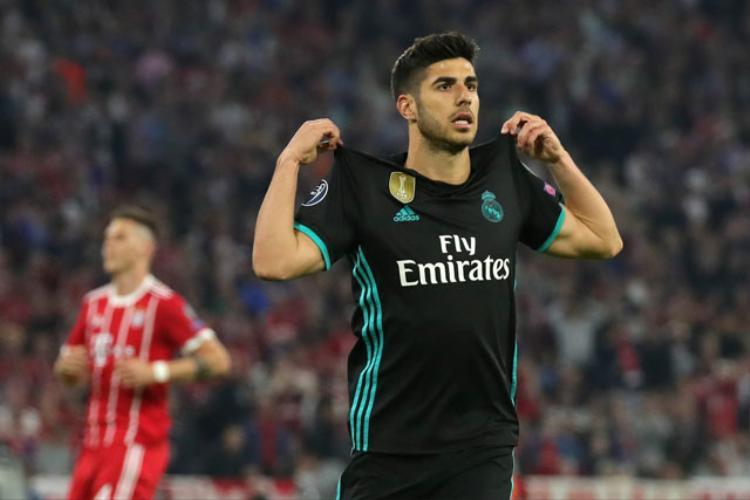 Asensio là người ấn định chiến thắng cho Real.