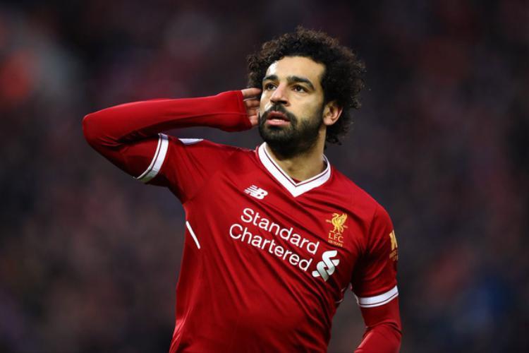 Salah thi đấu thăng hoa ngay trong mùa giải đầu tiên chơi cho Liverpool.