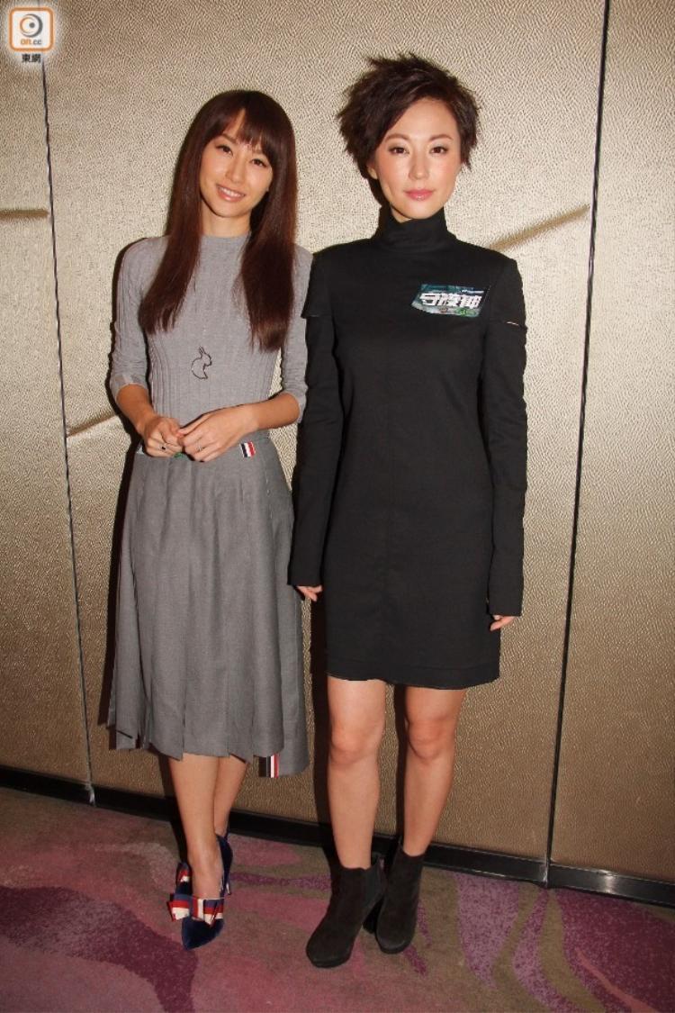 Tạo hình của Lưu Tâm Du và Từ Tử San trong phim