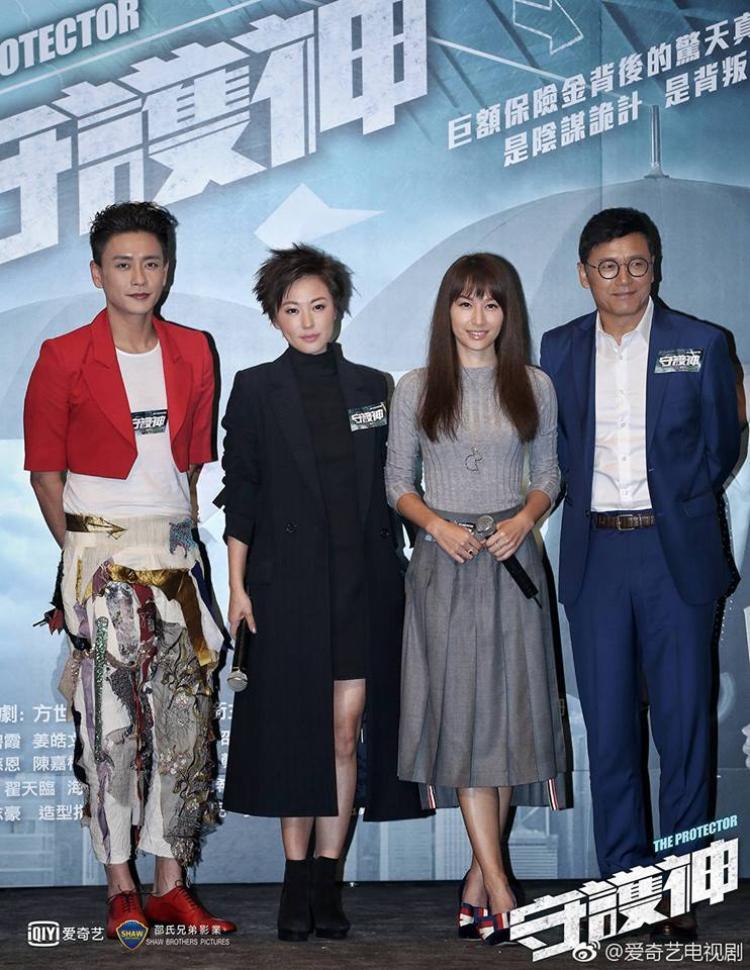 Các diễn viên chính trong buổi ra mắt phim