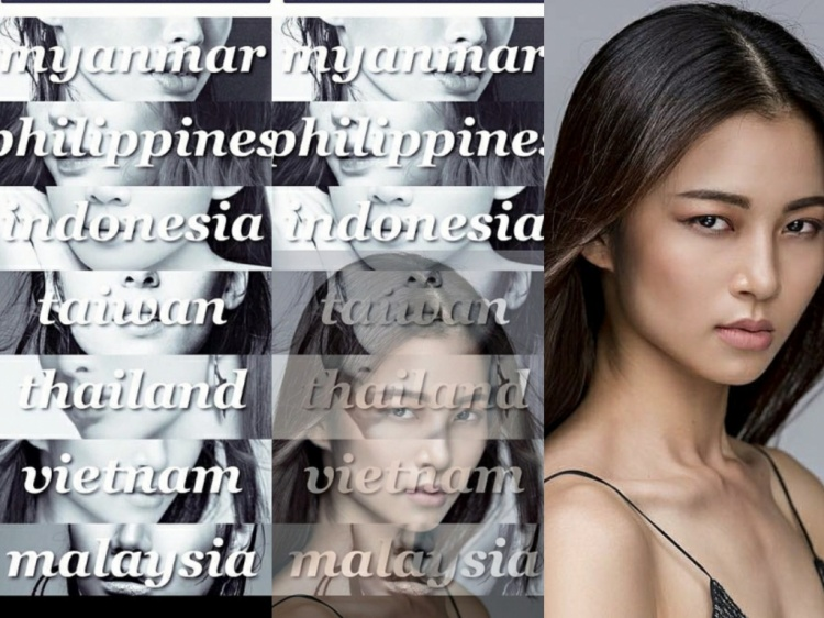 …cư dân mạng còn nhanh chóng nhận ra chỉ có 7 quốc gia tham gia Asia's Next Top Model năm nay.