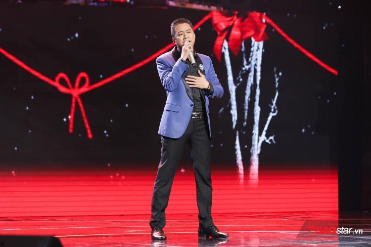 """""""Anh cả"""" Quang Long khiến Ngọc Sơn hãnh diện khi hát Xua đi huyền thoại."""