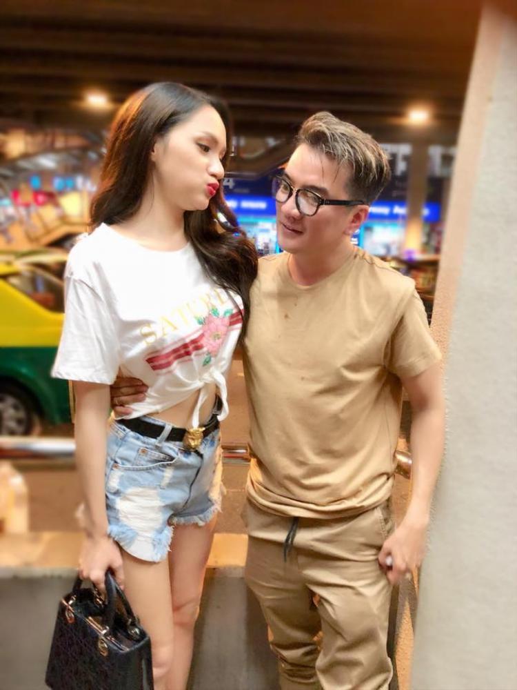 Đàm Vĩnh Hưng: Sẵn sàng hỗ trợ hoa hậu Hương Giang tổ chức Miss Universe Tiffany tại Việt Nam