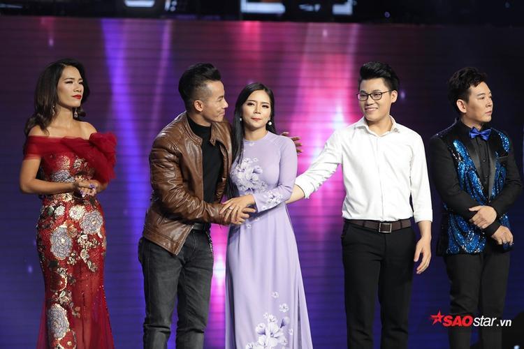 Nhật Minh và Hoàng Hải là 2 thí sinh đội Như Quỳnh bước vào top 6.