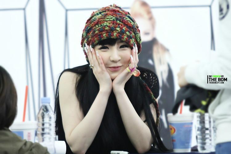 Với những tổn thương phải chịu cùng tình yêu vô tận với âm nhạc, Park Bom xứng đáng nhận được sự yêu thương và nhiều điều tốt đẹp hơn nữa.