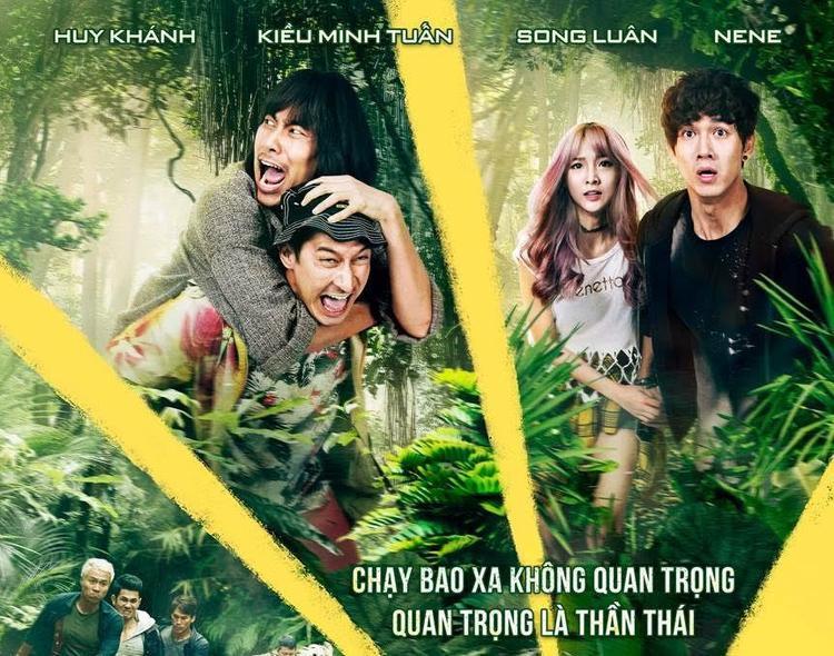 """Poster """"Lật mặt 3: Ba chàng khuyết""""."""