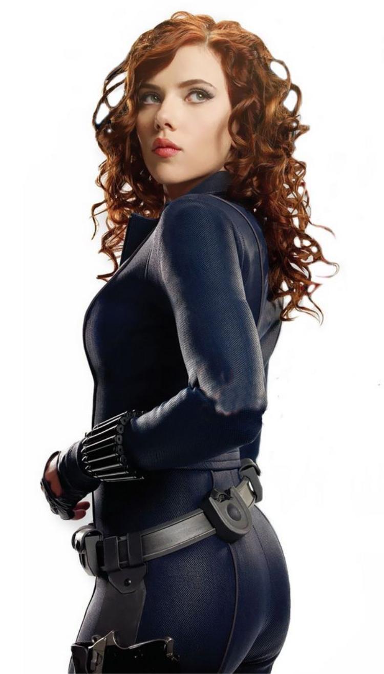 Luôn để màu đỏ cá tính, vì sao Góa phụ đen để tóc ánh kim trong Avengers: Infinity?