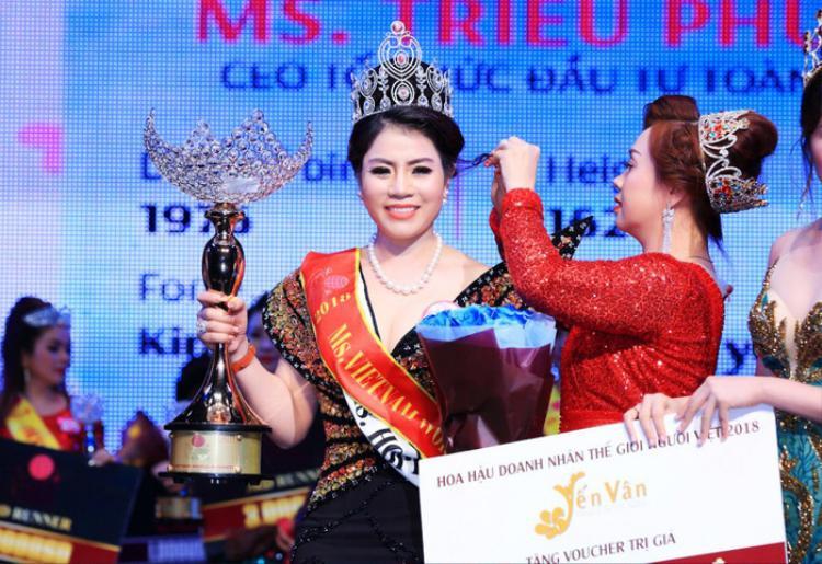 HH Doanh nhân Thế giới người Việt 2018 cầm đầu đường dây mua bán trái phép hóa đơn.