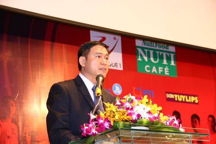 Bầu Tú đã bất ngờ rút lui khỏi cuộc đua ghế phó Chủ tịch VFF khóa VIII.