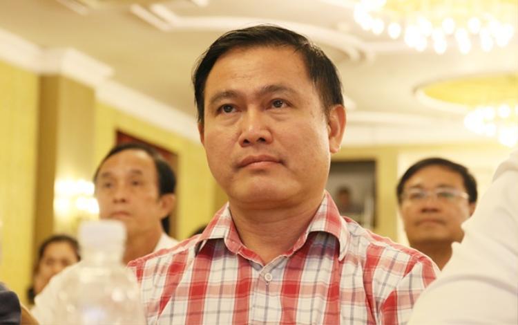 Bầu Tú đã xin rút khỏi danh sách ứng viên chức phó Chủ tịch tài chính VFF khóa VIII.