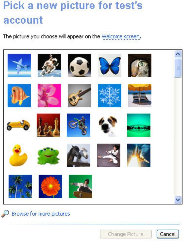 Chọn hình ảnh đại diện hoàn hảo cho tài khoản đăng nhập của bạn nào!