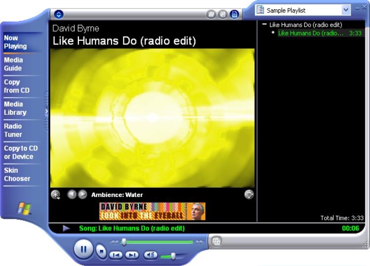 """Cũ nhưng """"chất"""": Ai đã từng nghe nhạc bằng Windows Media Player nào?"""