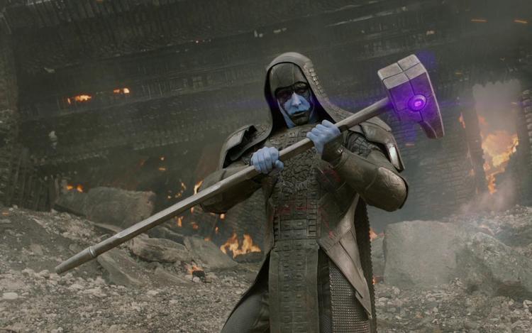 """Ngay cả Ronan còn tấn công được tập đoàn Nova thì Thanos """"ngại gì vết bẩn""""?"""