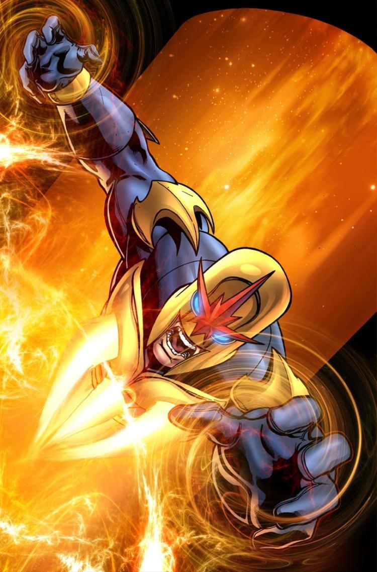 Richard Rider là người duy nhất sống sót của Nova Corps sau thảm hoạ Annihilation.