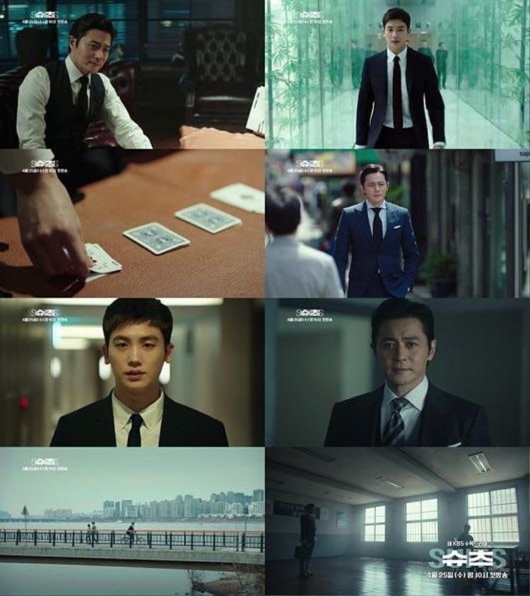 Suits: Cặp đôi bromance luật sư ngầu xuất hiện hoành tráng trên màn ảnh nhỏ Hàn Quốc