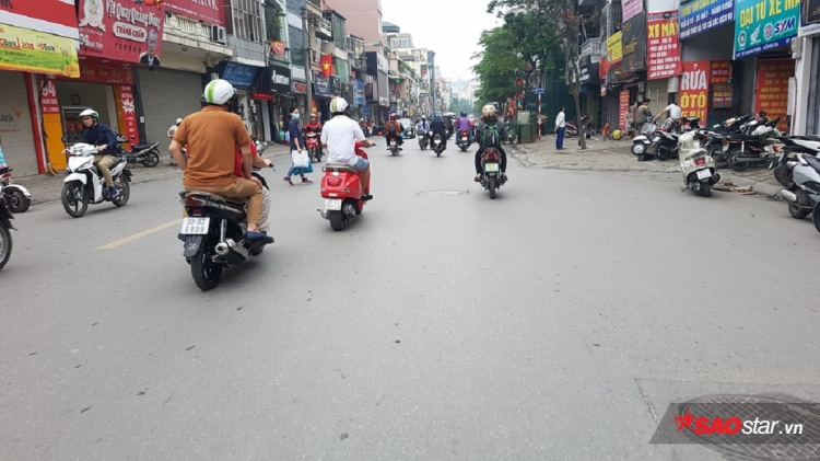 Nhiều người ao ước lúc nào đường phố Hà Nội cũng dễ thở như ngày lễ.