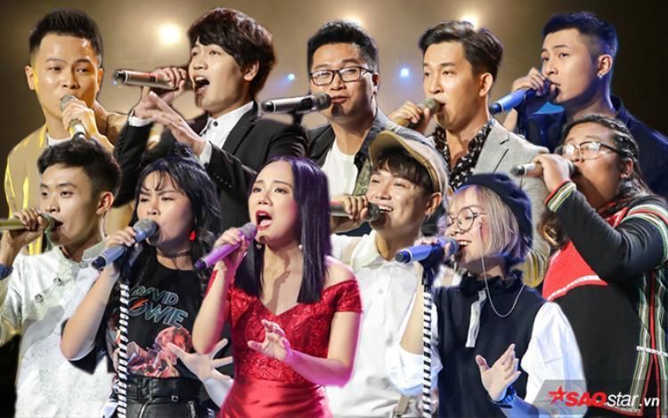 Bữa tiệc âm nhạc mang tên vòng Giải cứu: Đường đua của những tinh thần trẻ!