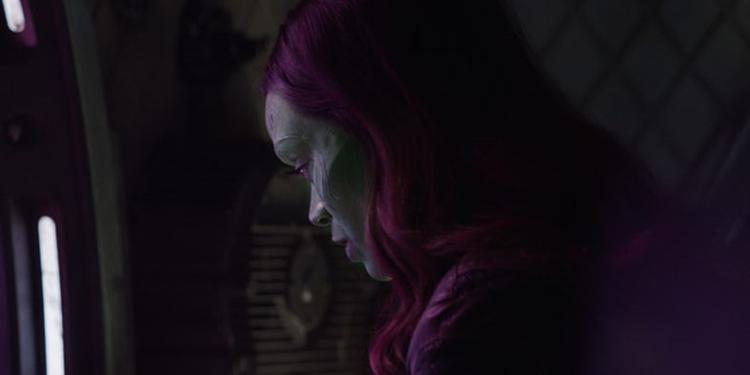 Gamora biết một bí mật mà Thanos không thể biết, và đó là về Viên đá Linh hồn.