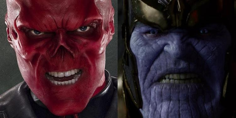 Sau thời gian dài canh giữ Vormir, Red Skull cuối cùng được diện kiến ứng cử viên đầy năng lực là Thanos.