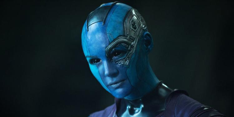 Thanos dùng Nebula làm mồi nhử để Gamora khai ra nơi giấu Soul Stone.