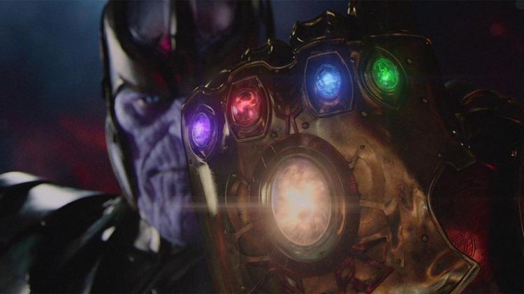 Thanos đã vô cùng chật vật về nội tâm để giành lấy Viên đá Linh hồn.