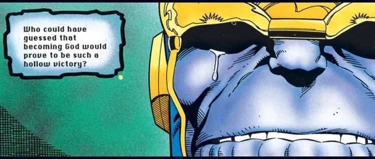 Xem xong Infinity War, khán giả mới hiểu được Thanos đã phải trả giá thế nào để thực hiện được âm mưu của mình.
