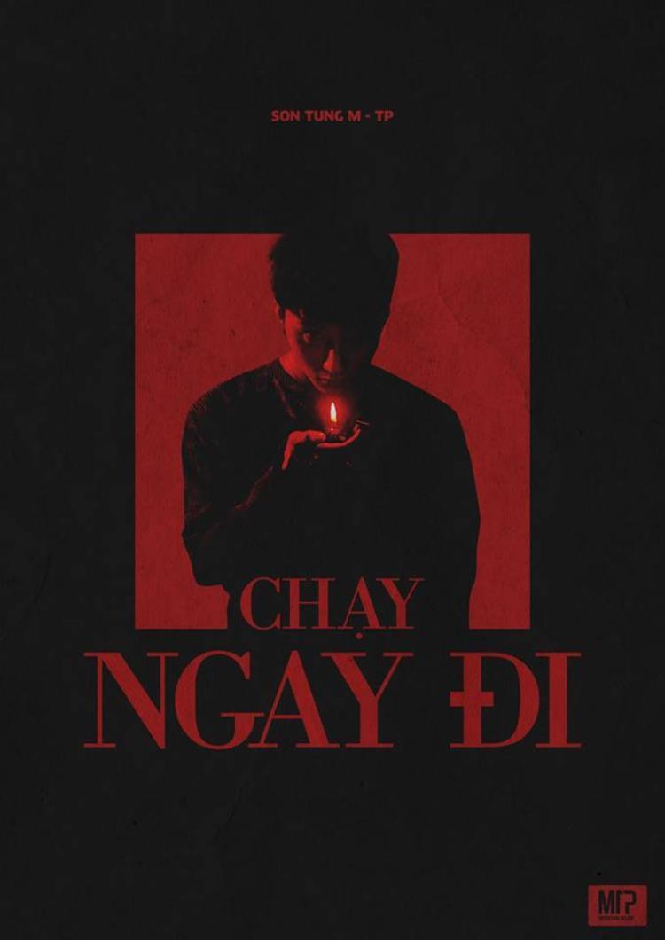 Sơn Tùng tung poster cho single 2018: Chạy ngay đi.