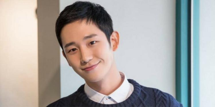 Nam diễn viên trẻ Jung Hae In.