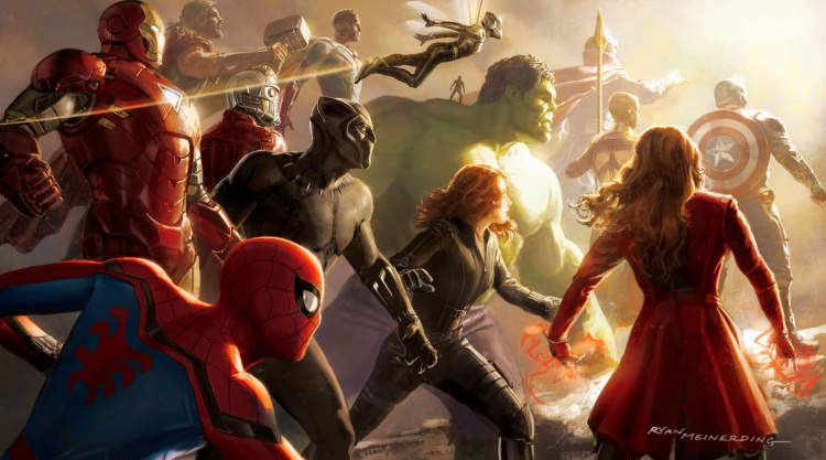 Phim Việt bị Avengers đè bẹp? Cuộc chiến suất chiếu và cách quản lý phim rạp của Trung  Nhật  Hàn