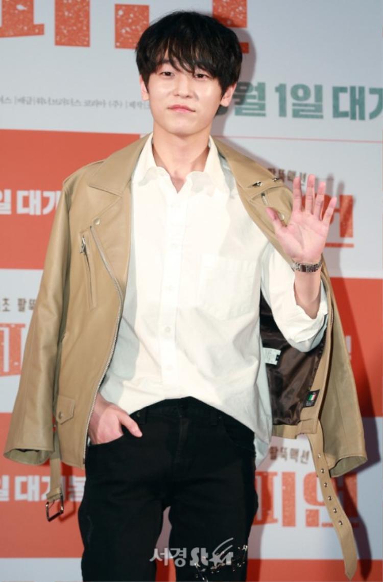 Diễn viên Byung Hyun.
