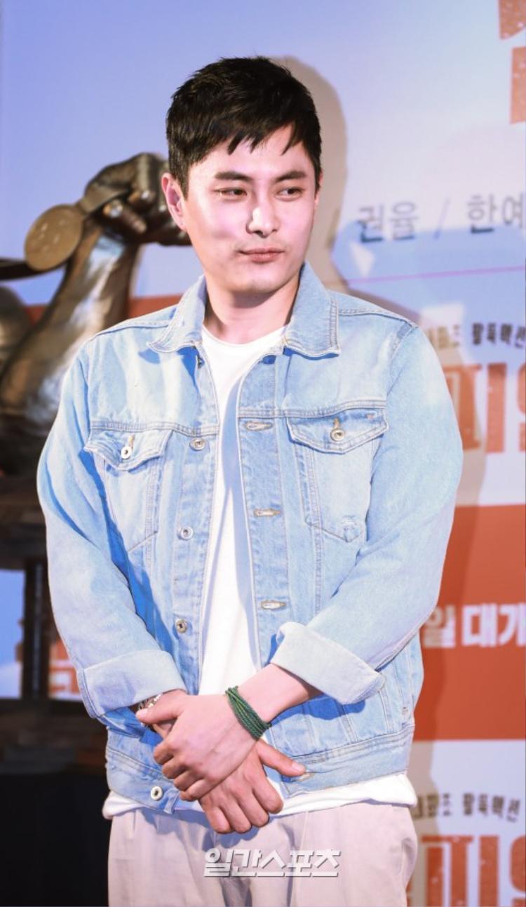 Lee Ki Chan.