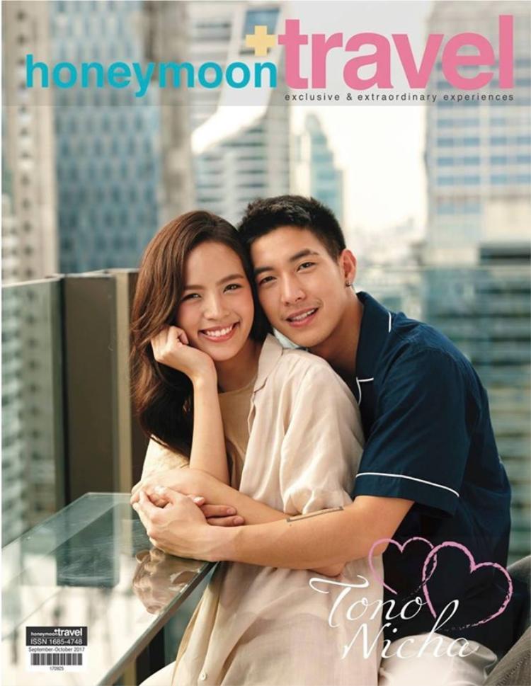Showbiz Thái có thêm một cặp 'phim giả tình thật', người khui tin hẹn hò là nhân vật không ai ngờ tới