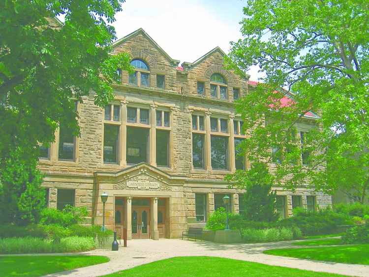 Trường Cao đẳng Oberlin.