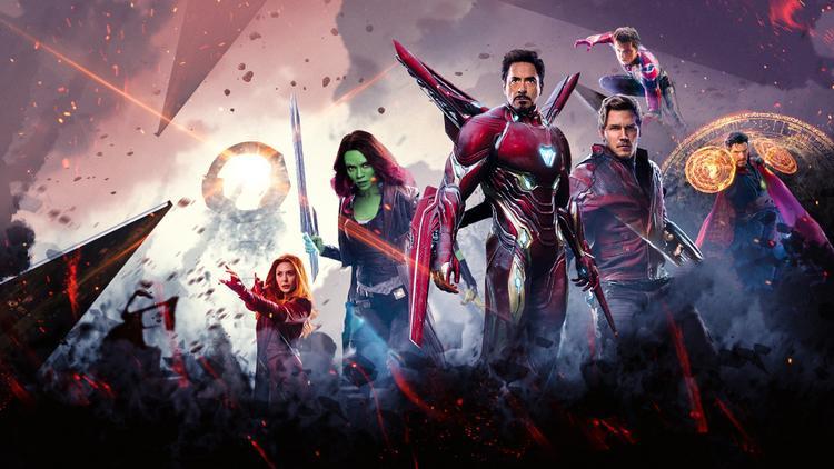 Avengers: Infinity War lập kỷ lục 1 ngày bán được 30,5 tỷ đồng, là phim đạt 100 tỷ nhanh nhất tại Việt Nam