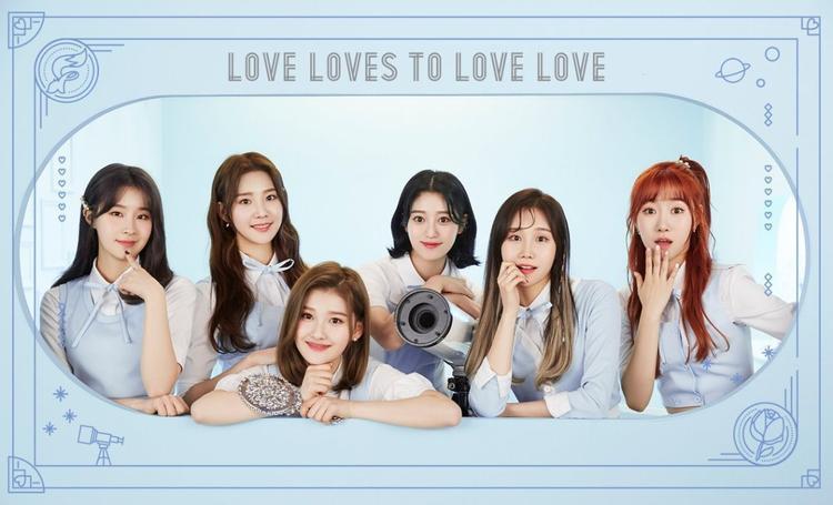 Cũng trong hôm đó, Favorite trở lại với mini album thứ 2 Love Loves To Love Love.