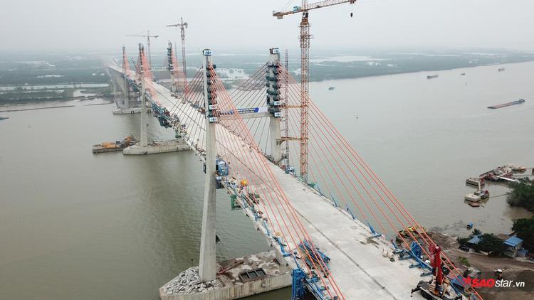 Dự án sẽ được hoàn thành trong thời gian rất gần. Rút ngắn quãng đường và thời gian từ Hà Nội đi Quảng Ninh.