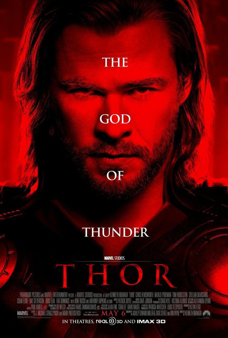 """Không thể quên hình ảnh hút hồn của chàng Thor trong """"bom tấn"""" nhà Marvel."""