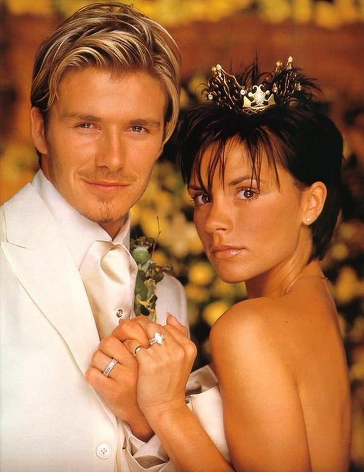 Beckham tặng cho người yêu một hôn lễ lãng mạn, nhưng đây mới chỉ là bắt đầu cho những chuỗi ngày hạnh phúc về sau của hai người.