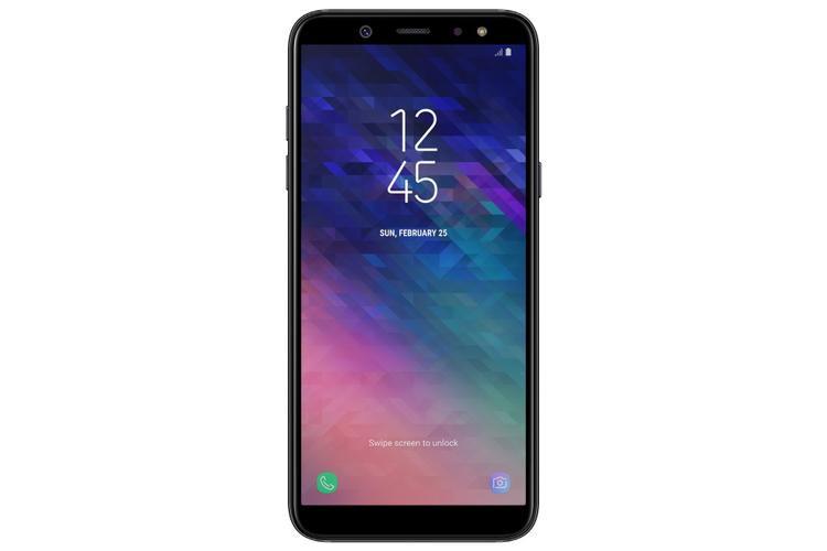 Samsung ra mắt Galaxy A6/A6+: thiết kế màn hình vô cực, có camera kép