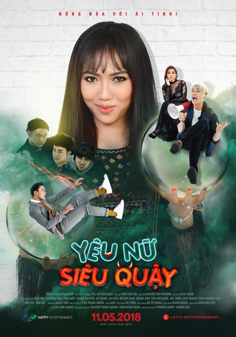Phim có cốt truyện cảm động, mới lạ hấp dẫn người xem.
