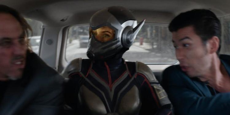 Những bí mật mà bạn có thể bỏ lỡ trong trailer Ant-Man And The Wasp
