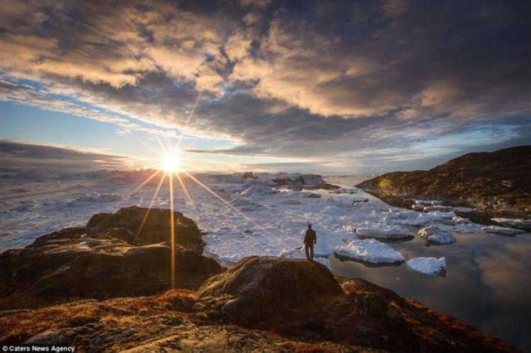 Khung cảnh thiên nhiên hoang sơ vô cùng tuyệt đẹp. Ảnh Paul Zizka