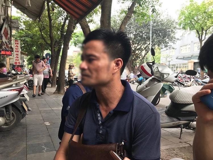 Theo anh Lương, anh chỉ tát vợ 3 cái chứ không đánh dập gan, lá lách.